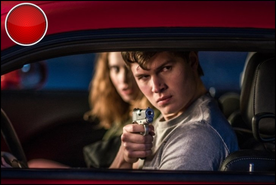 Baby Driver red light