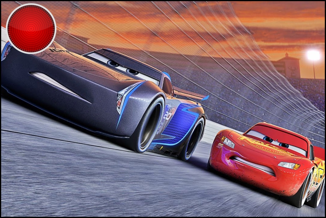 Cars 3 red light