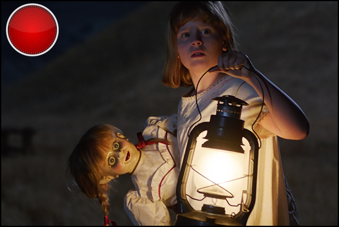 Annabelle Creation red light