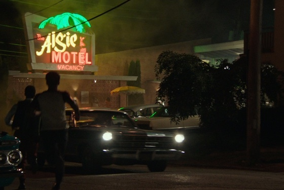 The vacancies at the Algiers Motel: decency, humanity, kindness.