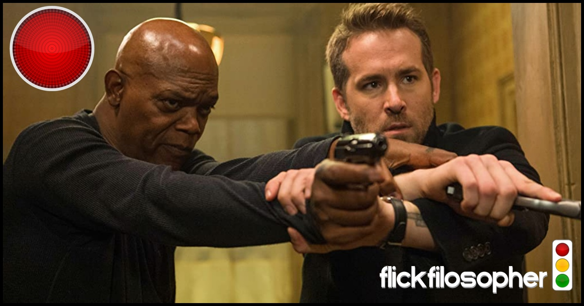 The Hitman's Bodyguard red light