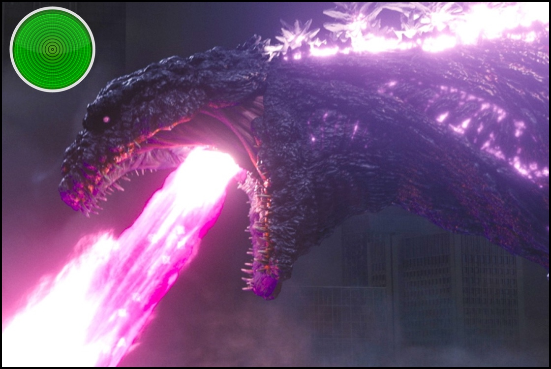 Shin Godzilla green light