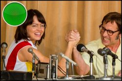 Battle of the Sexes movie review: totally ace
