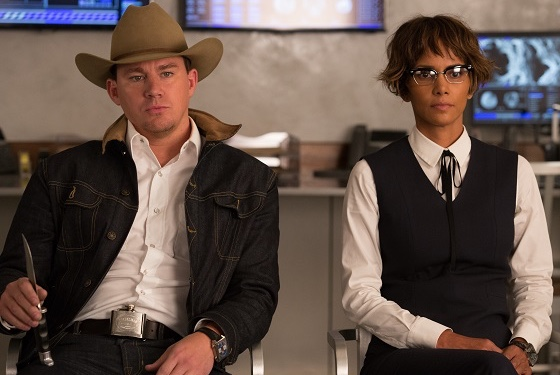 """Hello, we're Channing Tatum and Halle Berry, and we will barely be appearing in this movie. Thanks for coming!"""