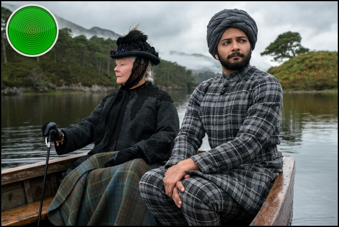 Victoria and Abdul green light