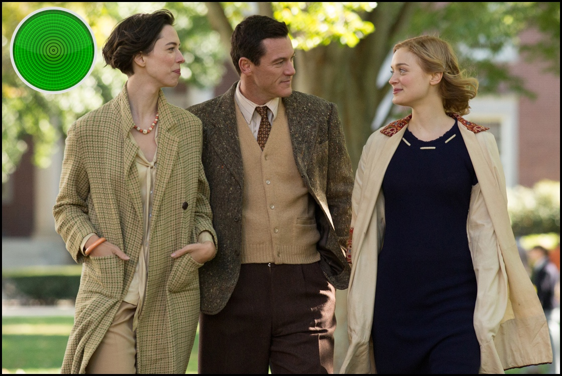 Professor Marston and the Wonder Women green light