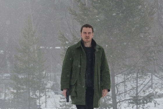 Michael Fassbender is... not the Snowman. (I really was afraid that was gonna be a twist: The cop is the killer! Cuz that'd something we've never seen before, noooo.)