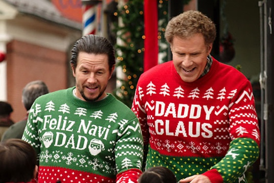 The absolute worst joke sweater a dad could wear is, I promise you, a million times better than this movie.