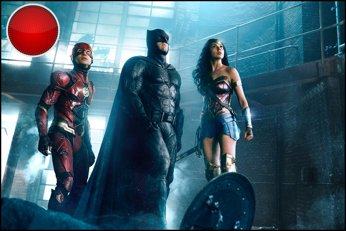 Justice League red light
