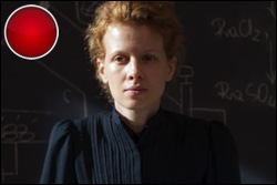 Marie Curie: The Courage of Knowledge movie review: so hot she's radioactive