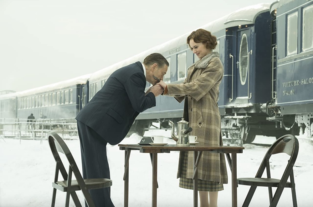 """""""Have no fear, mademoiselle, my moustache is train-ed not to attack."""""""