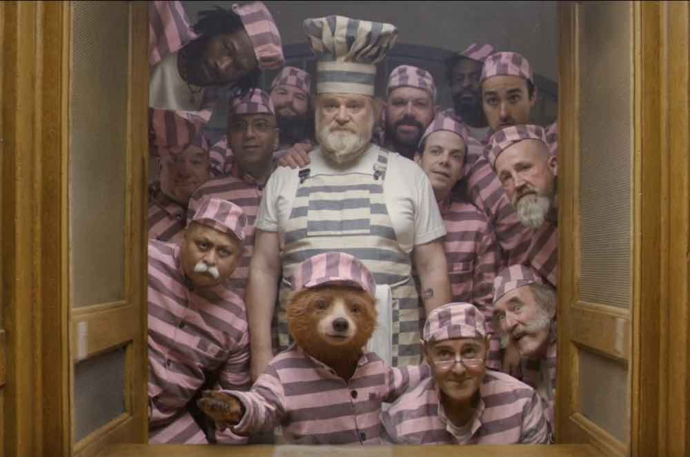 Coming soon to a theater near you: Wes Anderson's The Grand Pentonville Prison.