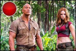 Jumanji: Welcome to the Jungle movie review: jungle feeble
