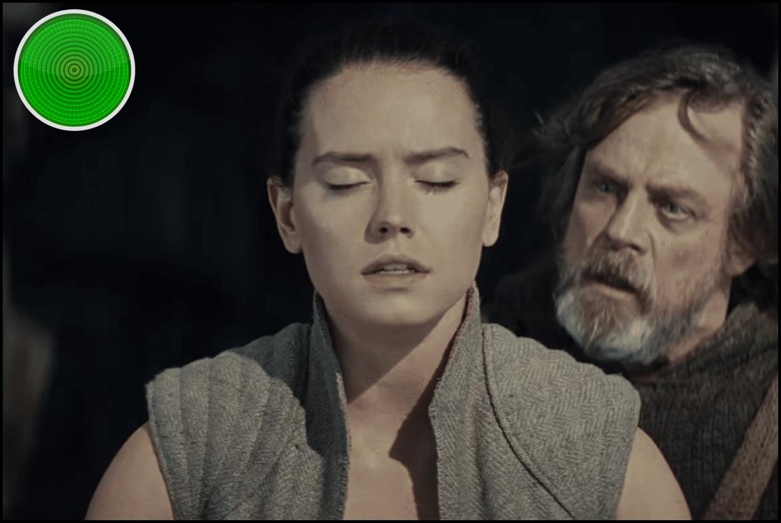 Star Wars The Last Jedi green light