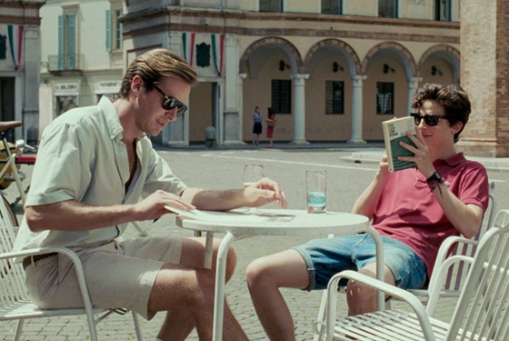 If you don't want to spend a summer sitting in Italian cafes with Armie Hammer after this movie, I don't know you at all.