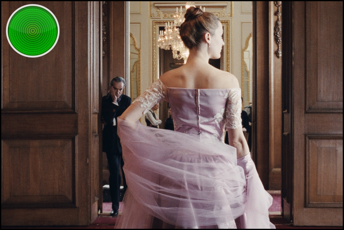 Phantom Thread green light