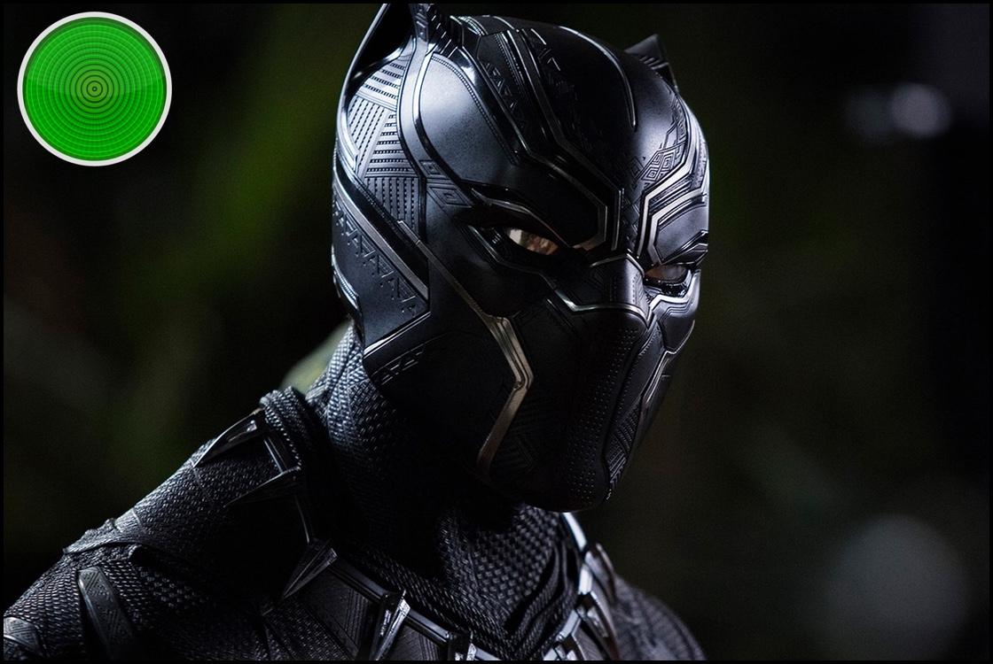 Black Panther green light