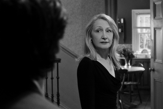 Patricia Clarkson's withering gaze is deadly at 20 yards.