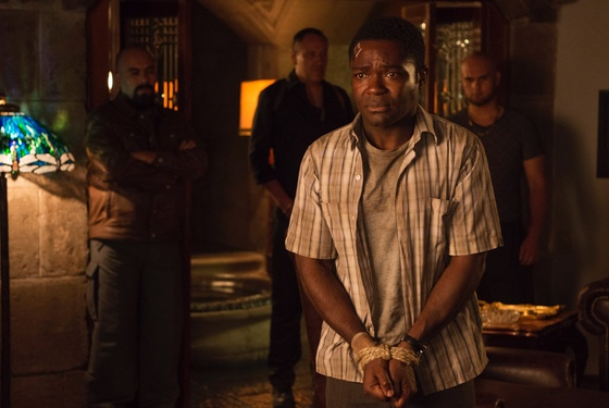 Behind-the-scenes peek at the negotiations to bring David Oyelowo onboard for Gringo.