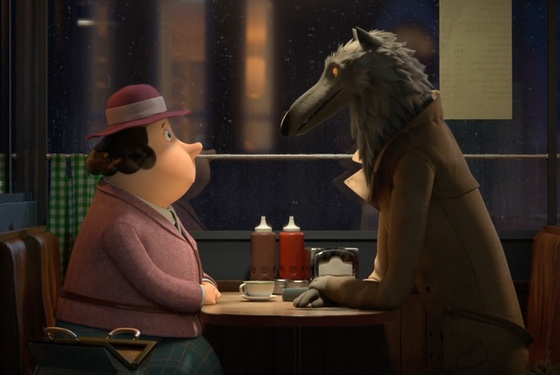 """Revolting Rhymes"""