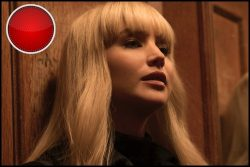Red Sparrow movie review: undercovers agent
