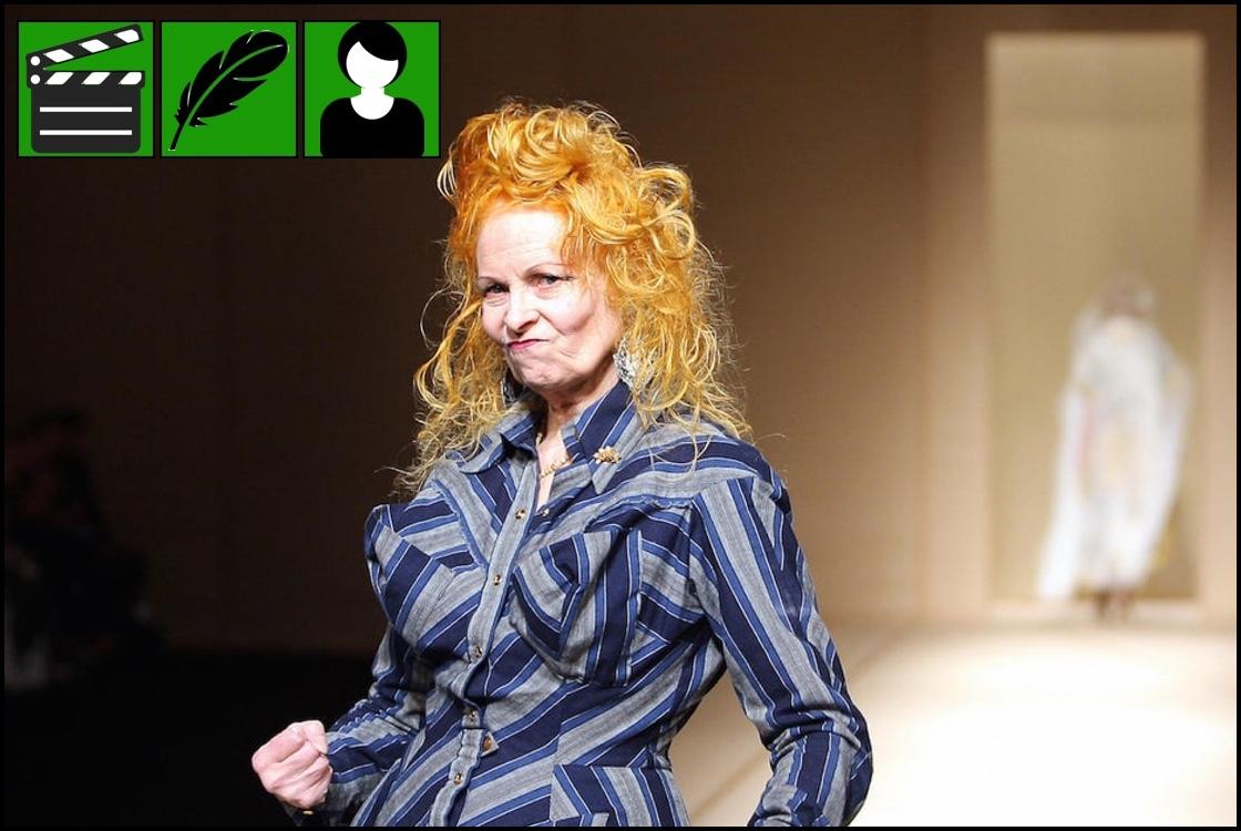 Westwood: Punk, Icon, Activist: female director, female subject