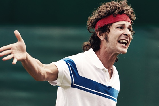 You have got to be kidding Shia LaBeouf as John McEnroe! I, Tonya gets a wide release but this movie doesn't?!