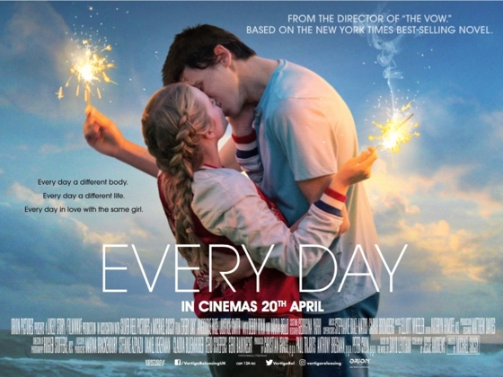 Every Day movie review: a slightly more challenging teen ...