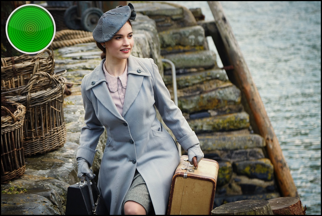 The Guernsey Literary and Potato Peel Pie Society green light