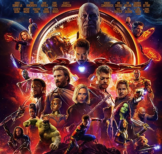 This many faces on a movie poster almost feels like a joke...
