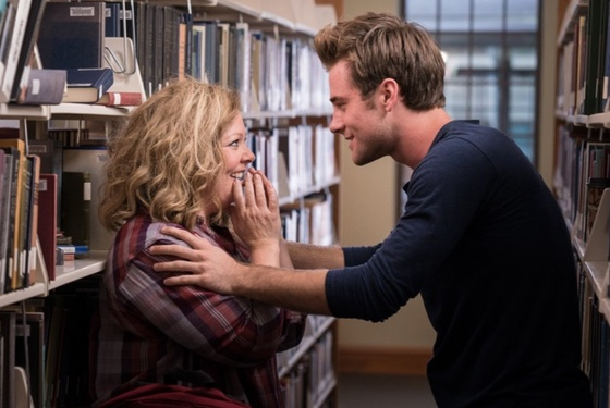 Sex in the stacks with cute college boys: definitely on the female-midlife-crisis bucket list.