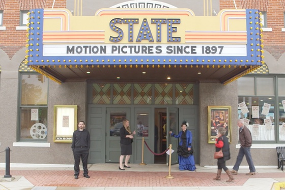 """MOTION PICTURES SINCE 1897."" Gives me chills."