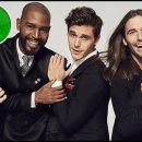 Queer Eye S1/S2 television review: self-care for the straight guy