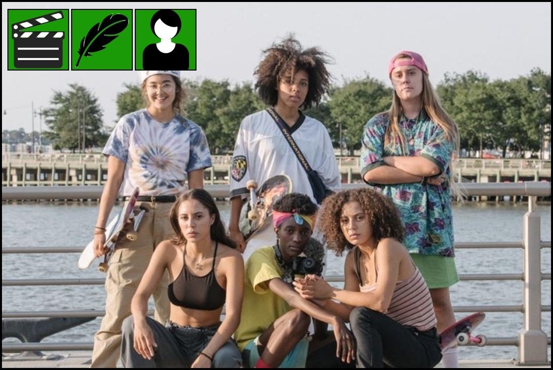 Skate Kitchen: female director, female writers, female protagonist