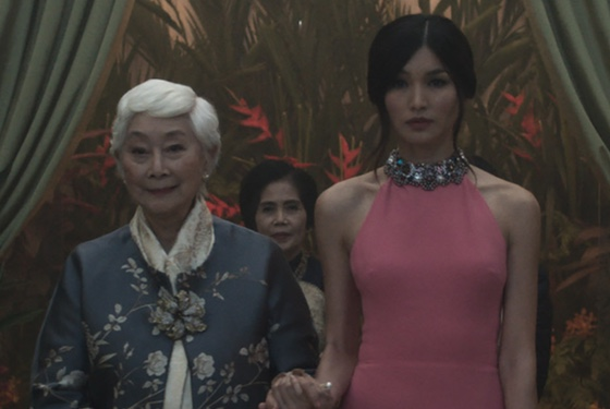 Grandma (Lisa Lu) and Astrid: the badass ladies of the Young family.