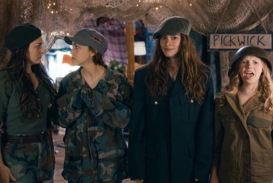 Coming Christmas 2020: Little Women Go to War.
