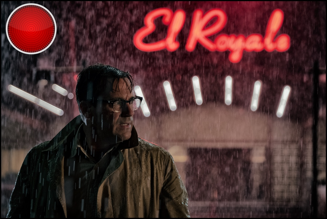 Bad Times at the El Royale red light
