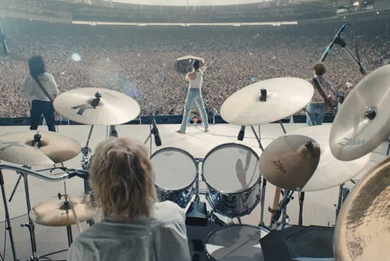 Queen were the definitely champions of Live Aid.