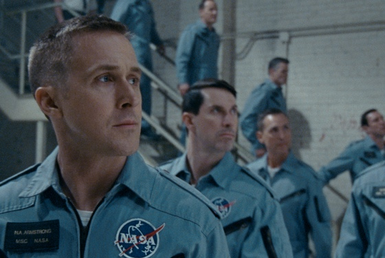 """""""First man in the blue-jumpsuit queue. Sa-weet."""""""