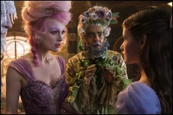 readers' choice: should I review 'The Nutcracker and the Four Realms'? vote at Patreon (final)