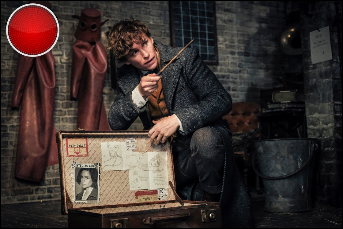 Fantastic Beasts: The Crimes of Grindelwald red light