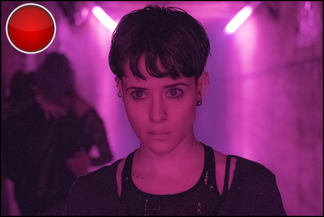 The Girl in the Spider's Web red light
