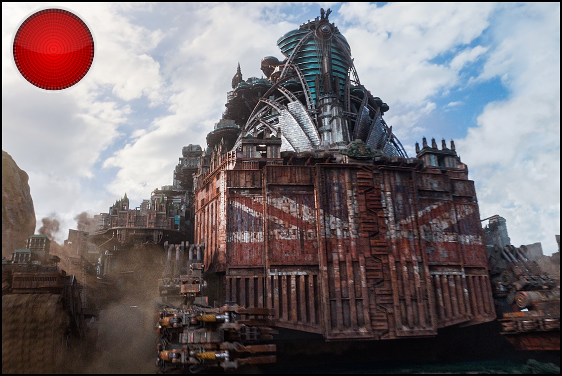 Mortal Engines red light