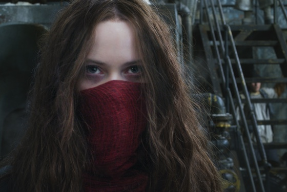 Mortal Engines Hera Hilmar