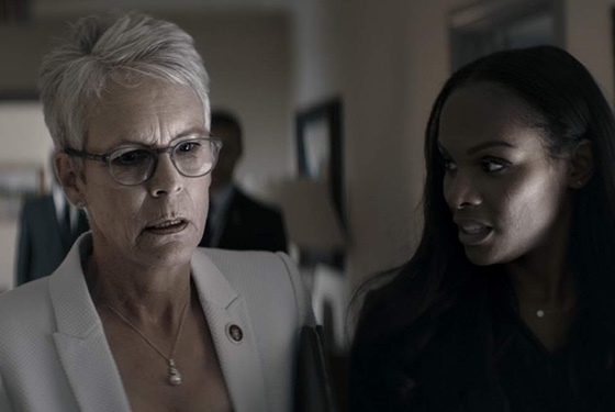 An Acceptable Loss Jamie Lee Curtis Tika Sumpter