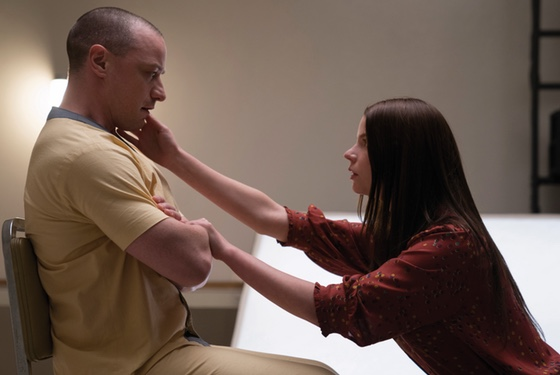 Glass James McAvoy Anya Taylor-Joy