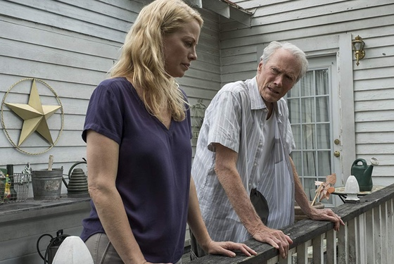 The Mule Alison Eastwood Clint Eastwood