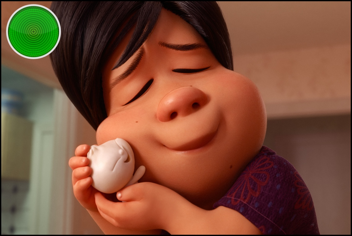 Oscar Nominated Animated Shorts 2019 green light Bao