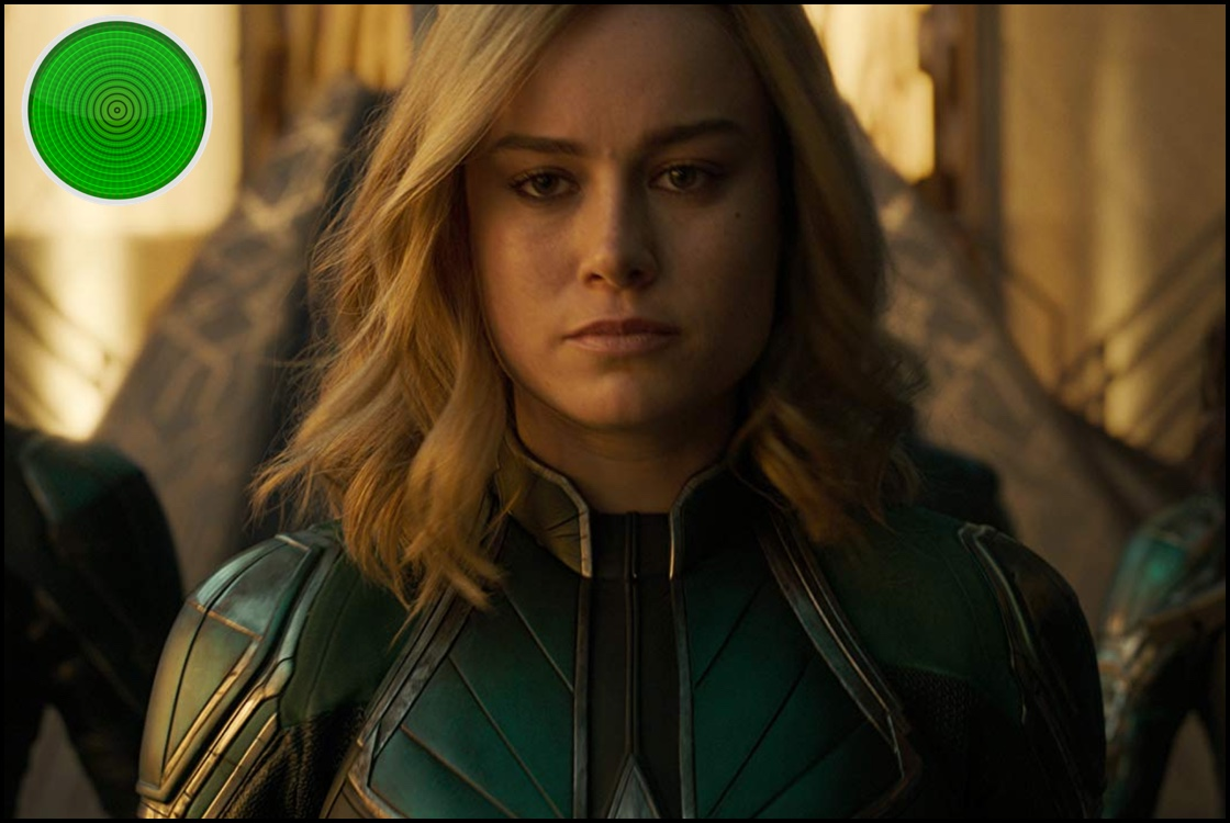 Captain Marvel green light