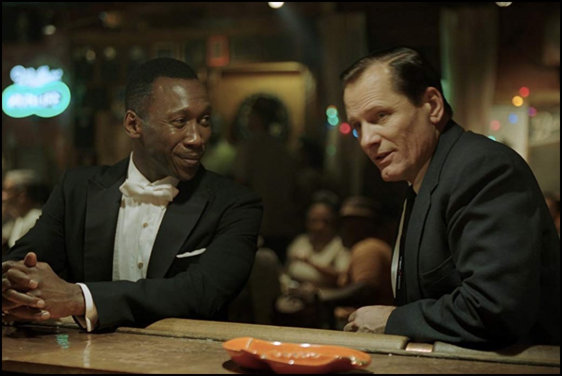 Green Book Best Picture Oscar 2018 Mahershala Ali Viggo Mortensen